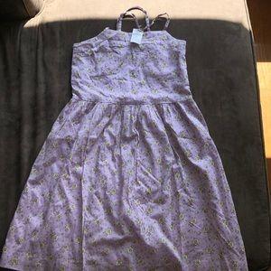 NWT Gap Kids Floral Dress. Size XL (12)